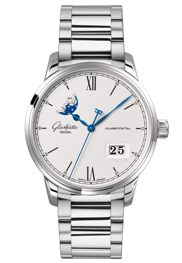 Senator Excellence Panorama Date Moon Phase - 1-36-04-01-02-71