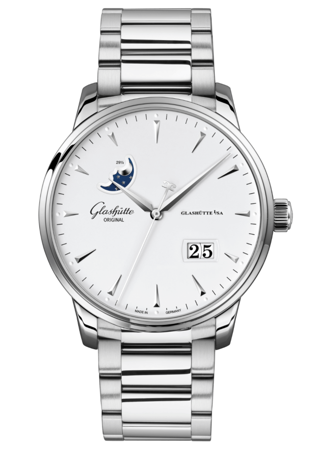Senator Excellence Panorama Date Moon Phase - 1-36-04-05-02-71