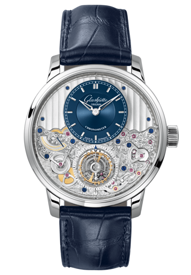 Senator Chronometer Tourbillon - 1-58-05-01-03-30