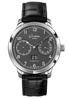 Senator Observer, Louisiana Alligator leather strap (100-14-02-02-04)