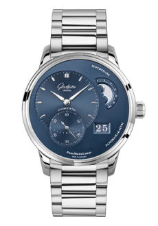 PanoMaticLunar, Stainless steel (1-90-02-46-32-71)